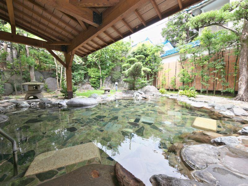 庭園風呂さかなやアネックスホテル茜の画像