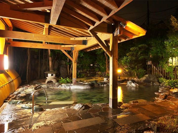 露天風呂さかなやアネックスホテル茜の画像
