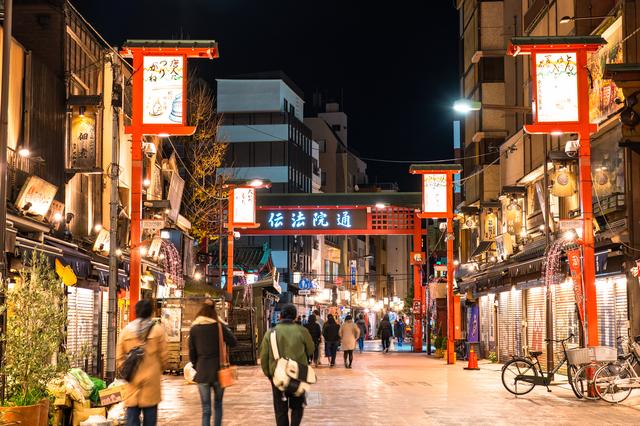 浅草宴会(カラオケ)