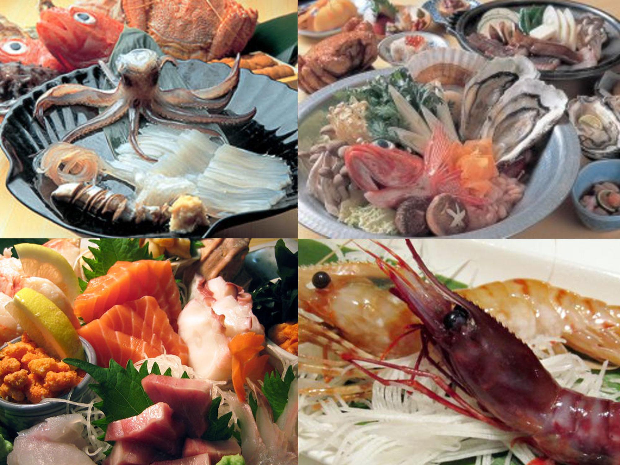 函館宴会(郷土料理)