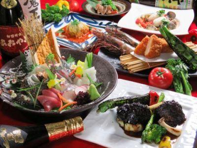 小倉宴会料理