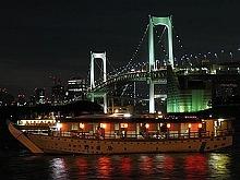 屋形船宴会(月島)