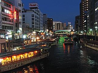 屋形船宴会(浅草橋)