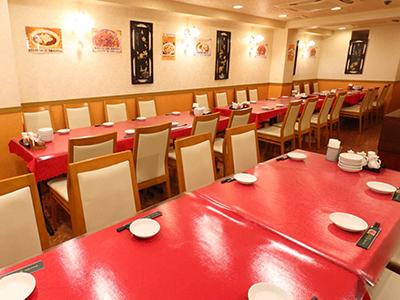 横浜中華街宴会(食べ放題宴会)