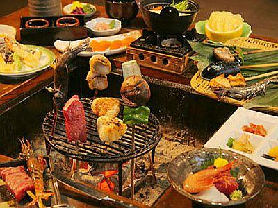 料理一例大棟苑の画像