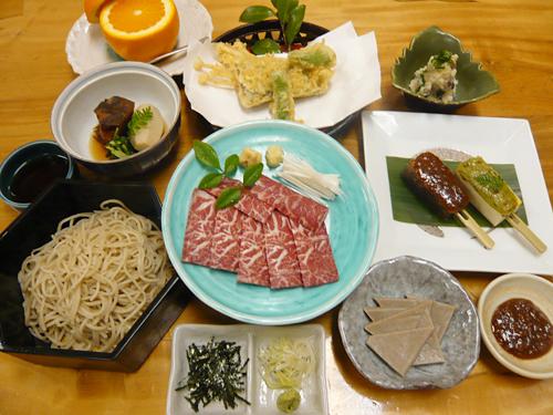 食事一例ホテルニュー魚眠荘の画像
