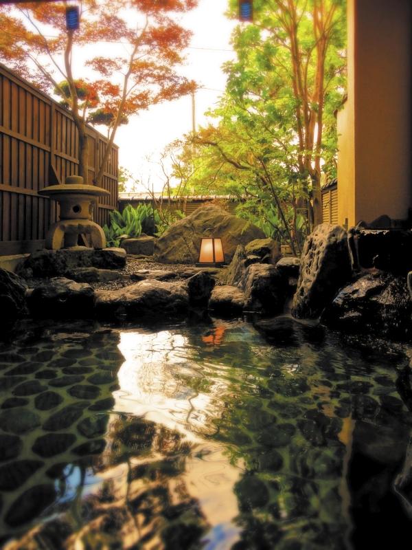 露天風呂ホテル浜とくの画像