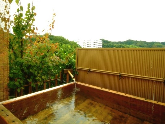 露天風呂小松家 八の坊の画像