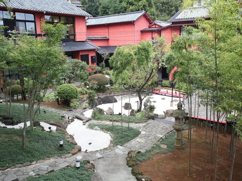 庭園 - 昼離れの宿 ほのかの画像
