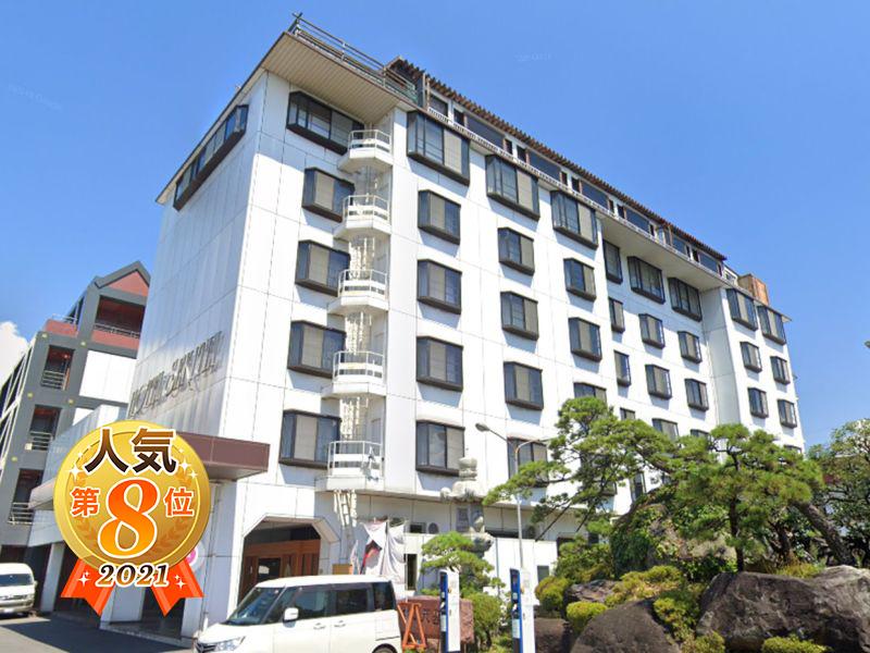 ホテル石庭