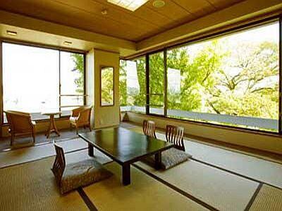 客室一例長良川ホテルパークの画像