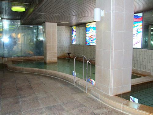 大浴場海のホテルの画像