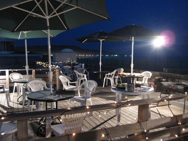 カフェテラス海のホテルの画像