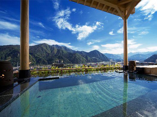 露天風呂ホテル双葉の画像