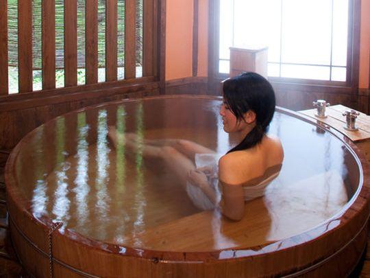 露天風呂付き客室いづみ荘の画像