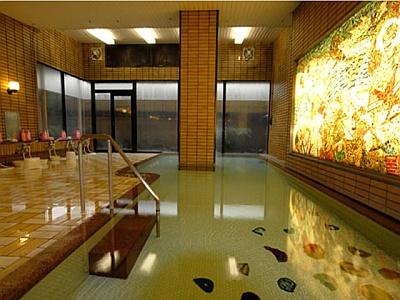 大浴場石和 常磐ホテルの画像