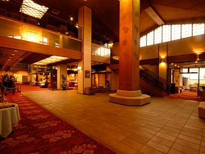 ロビー石和 常磐ホテルの画像