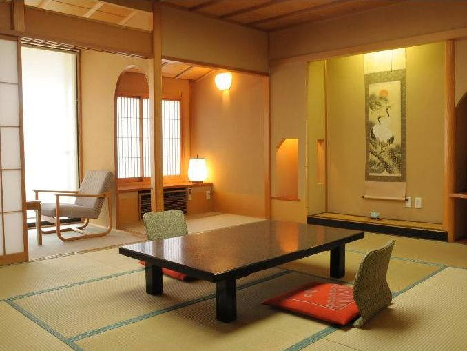 露天風呂付き客室伊東パレスホテルの画像