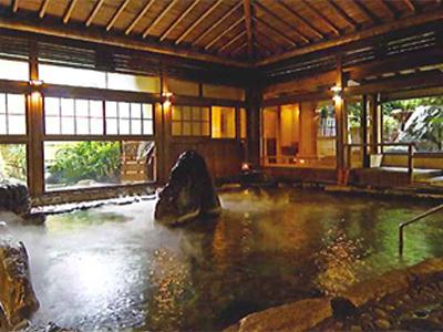 大浴場依山楼 岩崎の画像