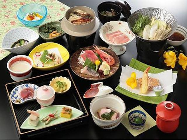 食事開華亭の画像