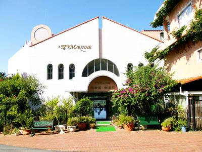 外観ホテルマリテーム海幸園の画像