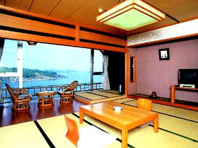 客室一例ホテルマリテーム海幸園の画像