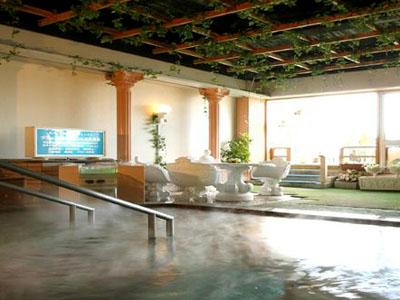 大浴場ホテルマリテーム海幸園の画像
