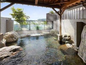 露天風呂鴨川ヒルズリゾートホテルの画像