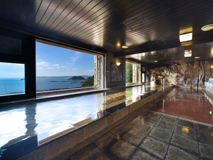 大浴場鴨川ヒルズリゾートホテルの画像