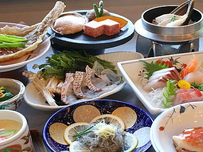 食事ホテルラヴィエ川良の画像