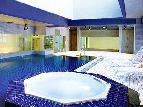 温泉プールホテルラヴィエ川良の画像