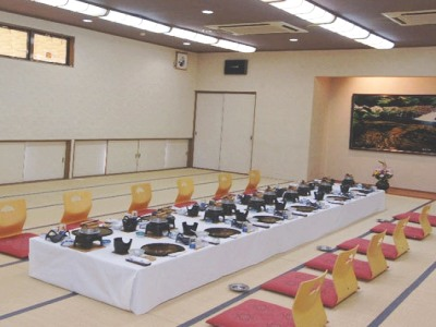 宴会場菊池グランドホテルの画像