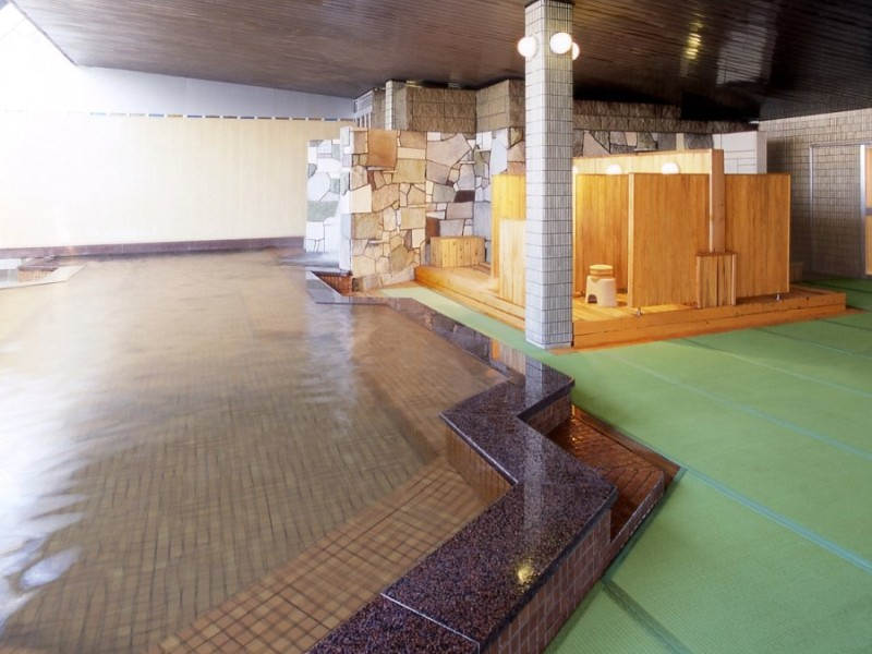 大浴場ホテルきむらの画像