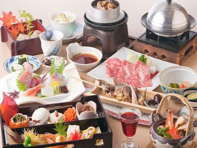 食事鬼怒川グランドホテル 夢の季の画像