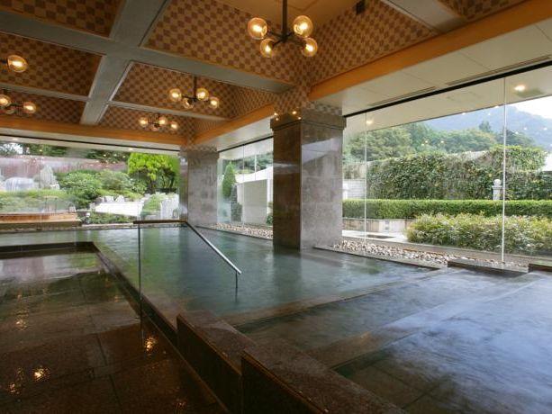 大浴場鬼怒川グランドホテル 夢の季の画像