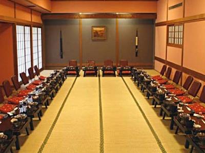 卓球ホテル古賀乃井の画像