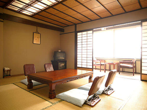 フロント・ロビーホテル古賀乃井の画像