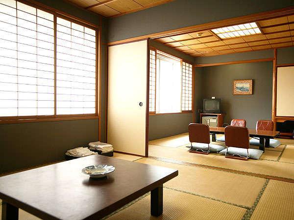 和室8畳~10畳ホテル古賀乃井の画像