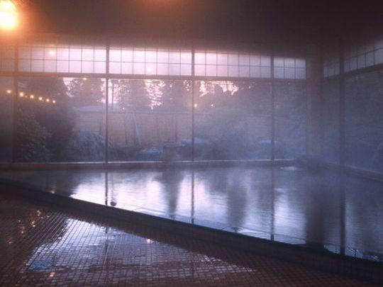 大浴場銘庭の宿ホテル甲子園の画像