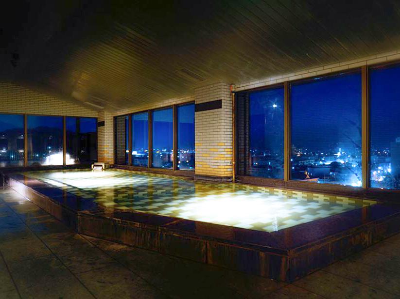 大浴場香湯楼井川の画像
