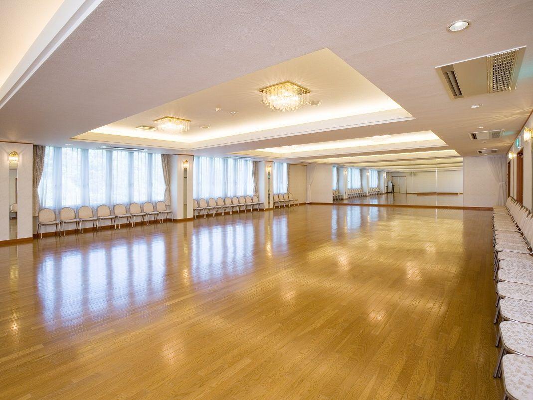 ダンスホール(会議室利用可)