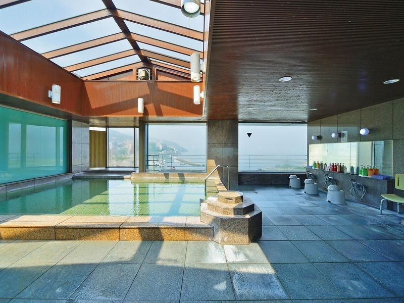 大浴場ホテルサンミ倶楽部の画像