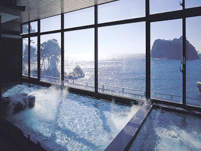 大浴場海辺のかくれ湯 清流の画像