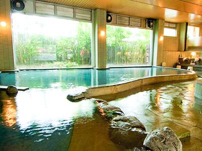 大浴場ホテル石風の画像