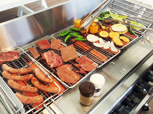 瀬長島BBQ宴会