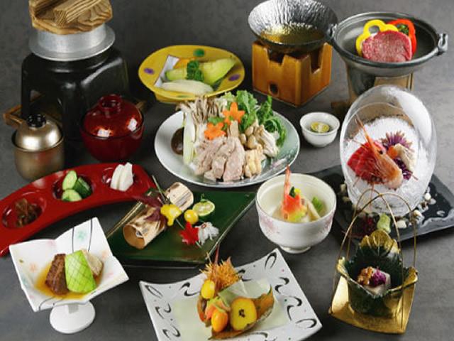料理一例サンシャイン鬼怒川の画像