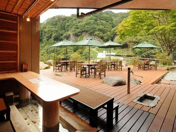 あし湯カフェサンシャイン鬼怒川の画像