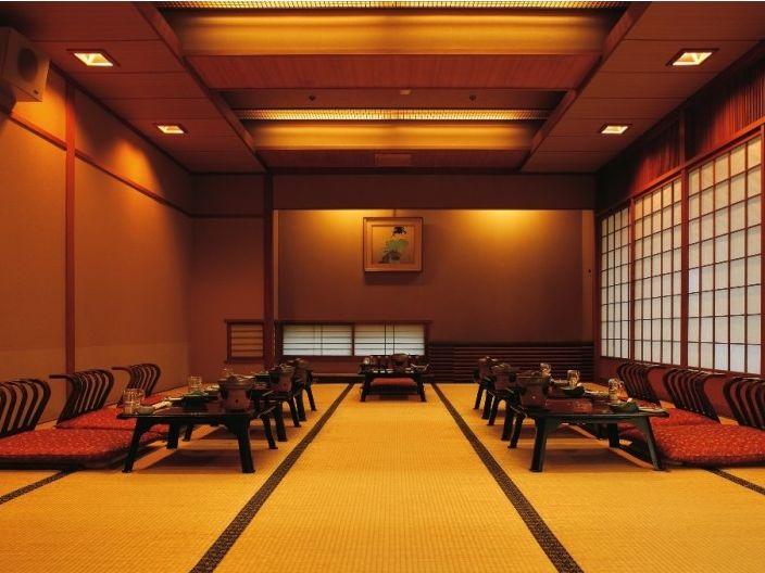 小宴会場サンシャイン鬼怒川の画像