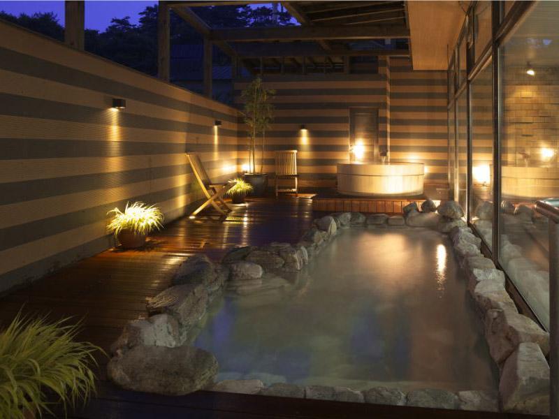 露天風呂喜びの宿 高松の画像