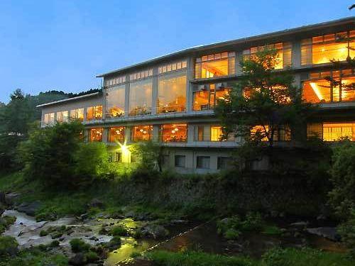 蓼科グランドホテル 滝の湯
